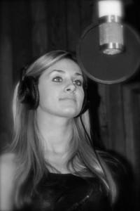 lanndon in studio